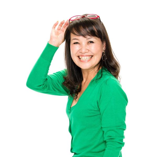 戻顔インストラクター Junko Kitayama
