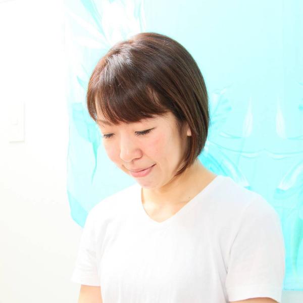 戻顔インストラクター Yuki Matsuda